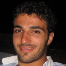 Paolo Giordano - Hire at Ithire