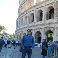 Ahmad Bagheri - Hire at Ithire