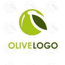 Olive Logo - Hire at Ithire
