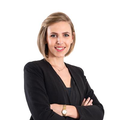 Anastasia Adushkina - hire at Ithire